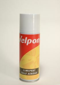Lijmspray Velpon 200 ml permanent