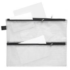 Ritszakje met compartiment 12,8 x 18,3 cm