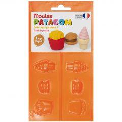 Patagom vorm fast food