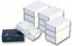 Blanco luciferdoosjes 10 stuks