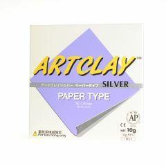 Art Clay papier 10 g 75 x 75 mm