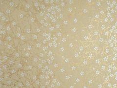 Papier Metallic Sakura 54 x 78 cm beige