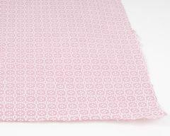 Lokta bedrukt Hiraniwa 50 x 75 cm roze