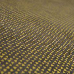 Lokta bedrukt 50 x 75 cm driehoekjes blauw/geel
