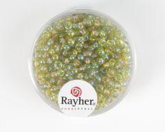 Glasparel 2,6 mm 17 g lichtgroen transparant lustré