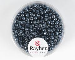 Glasparel 2,6 mm 17 g donkergrijs met zilverkern