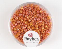 Glasparel 2,6 mm 17 g oranje opaak lustré