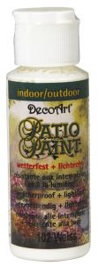Patio Paint 59 ml wit