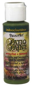 Patio Paint 59 ml artisjokgroen