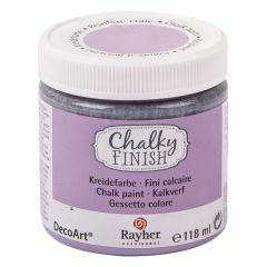 Chalky Finish 118 ml lavendel