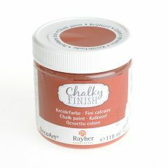 Chalky Finish 118 ml roest