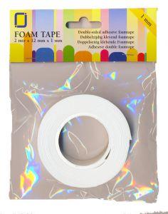 3D tape (0,5 mm) 12 mm x 2 m