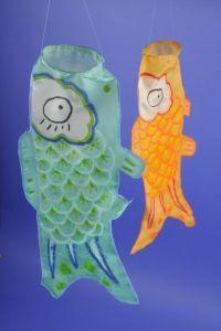 Creapakket Zijden windvissen