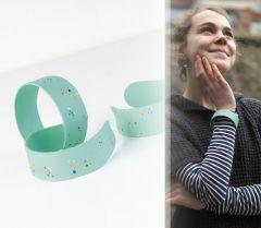 Creapakket Fleurige armband