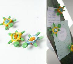 Creapakket Kleurrijke schildpadjes