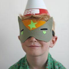 Feest - in een - doos: Droommaskers