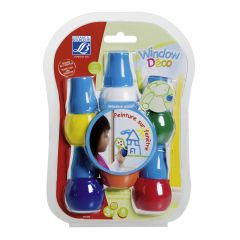 Raamverf kids set 6 x 30 ml