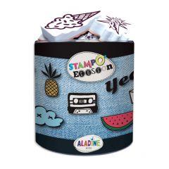 Stampo Apliccaties 29 stuks + stempelkussen