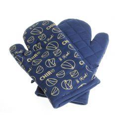 Ovenwant Chiro Fairtrade blauw