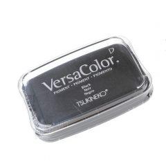 Stempelkussen VersaColor zwart