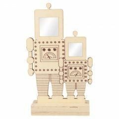 Fotokader duo 21 x 12,5 cm robot's
