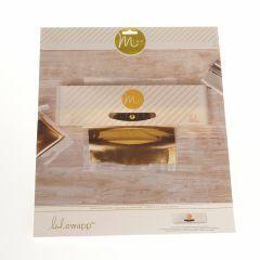 Minc transfer-kaft 3 stuks 30 cm