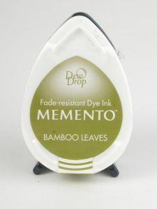 Memento stempelinkt groen Bamboo