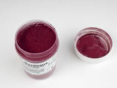 Pigmentpoeder 40 g bordeaux