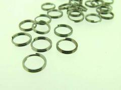 Spiraalring 7 mm 25 stuks antraciet