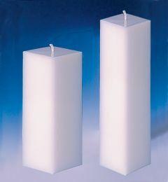 Kaarsvorm vierkant 6 x 16 cm
