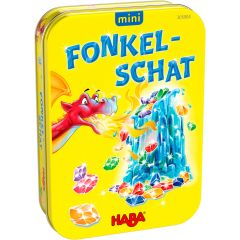 Mini Fonkelschat 5+ reisspel in tin