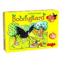 Haba spel De Boomgaard in blik jubileum 35 jaar 3+