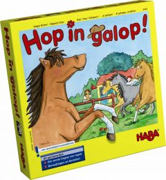 Haba Hop in galop 3+
