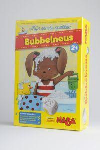 Haba Mijn eerste spel: Bubbelneus 2+
