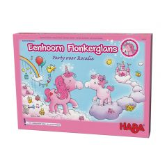 Haba Eenhoorn Flonkerglans - Party voor Rosalie 4+