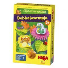 Haba Mijn eerste spellen: Dobbelwormpje 2+