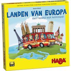Haba Landen van Europa 8+