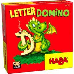 Haba Supermini Letterdomino 6+