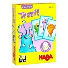 Haba kaartspel Troef junior - Monsteralarm 3+