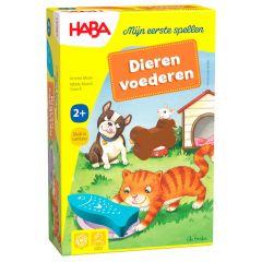 Haba Mijn eerste spellen: Dieren voederen 2+