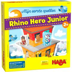 Haba Mijn eerste spellen - Rhino Hero junior 2+