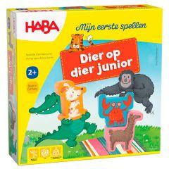 Haba Mijn eerste spellen: Dier op dier junior 2+
