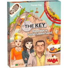 The Key - Sabotage in Lucky Lama Land 8+