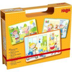 Haba Magneetspeldoos Kleuterschool 3+
