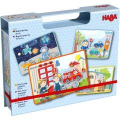 Haba Magneetspeldoos Beroepen 3+