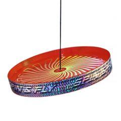 Spin & Fly jongleerfrisbee (Flip 'n Flyer)
