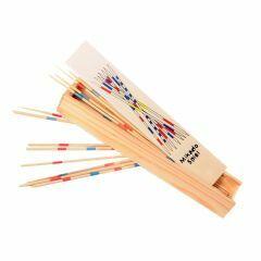Mikado 25 cm in houten kistje