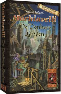 Uitbreiding Machiavelli: donkere landen 10+