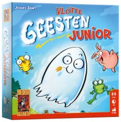 Vlotte geesten junior 4+