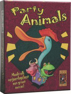 Kaartspel Party Animals 10+